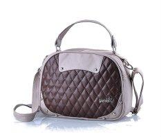 Harga Garsel Handle Bag Bisa Slempang Modis Cantik Virotex 336 Fnp 016 Cokelat Termahal