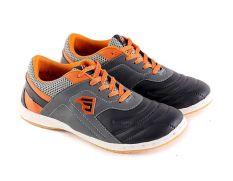 Garsel GRG 7506 Sepatu Sport/ Lari/ Sprint  Pria - Synth - Keren (Abu Kom)
