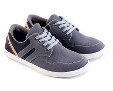 Toko Garsel L073 Sepatu Sneaker Pria Synth Bagus Abu Kom Terlengkap