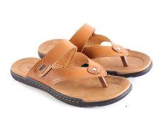 Harga Garsel L215 Sandal Casual Pria Synth Keren Tan Paling Murah