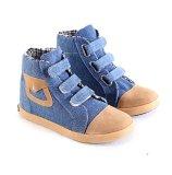 Spesifikasi Garsel L235 Sepatu Sneaker Sekolah Anak Laki Laki Synth Keren Biru Coklat Garsel