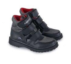 Harga Garsel L237 Sepatu Sneaker Sekolah Anak Laki Laki Synth Bagus Hitam Online