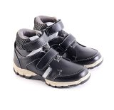 Beli Garsel L238 Sepatu Sneaker Sekolah Anak Laki Laki Synth Bagus Hitam Online Terpercaya