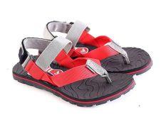 Garsel L255 Sandal Gunung Anak Laki-Laki - Webbing - Keren (Merah Kom)