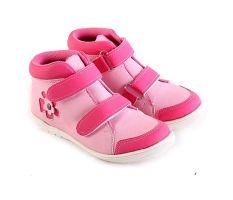 Harga Garsel L281 Sepatu Flat Balita Perempuan Synth Keren Pink Garsel