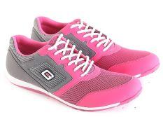 Review Garsel L572 A Sepatu Sport Lari Wanita Synth Keren Pink Kom Garsel