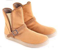 Garsel L587 Sepatu Boots  Wanita - Synth - Keren (Tan)