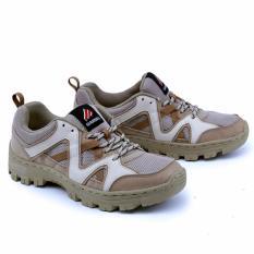Garsel Sepatu Boots & Adventure / Adventure Shoes Pria GAJ 2005 Bahan Leather - Synth