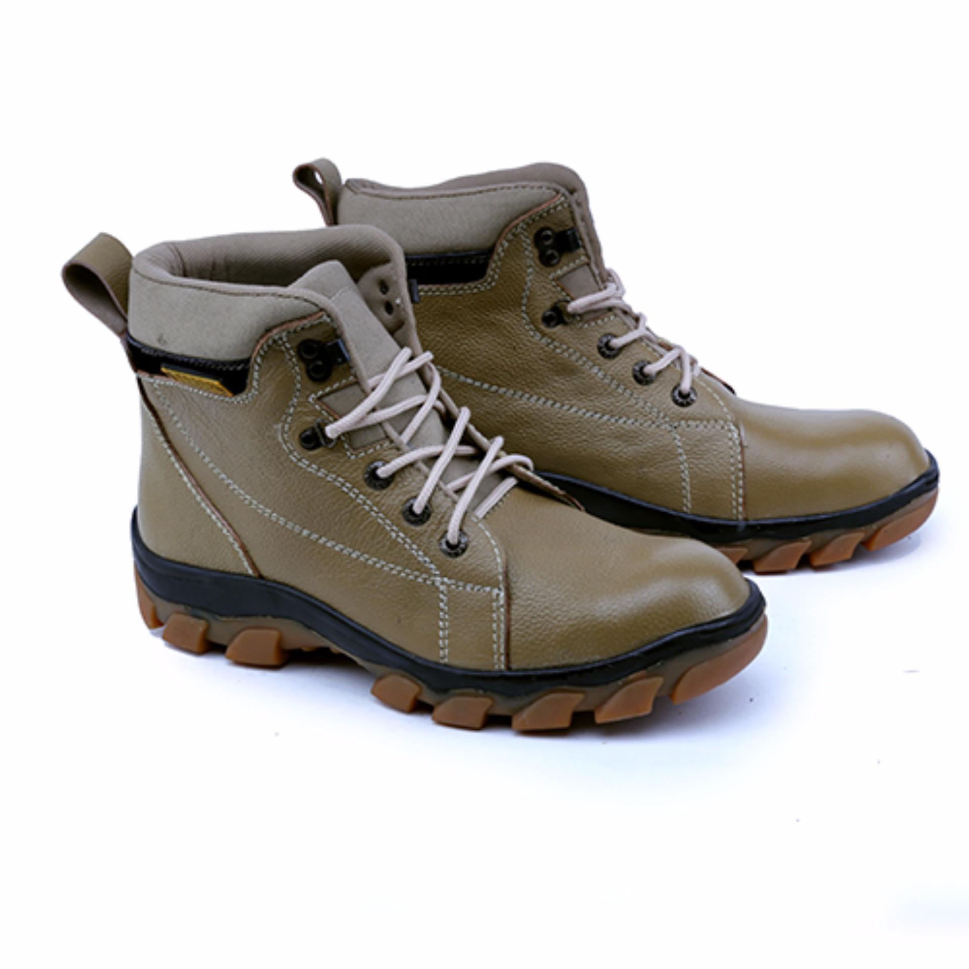 garsel-sepatu-boots-amp-safety-safety-shoes-pria-grn-2505-bahanpremium-leather-1195-94443793-c884e4b7de7f8d5bea7a5f0336243054 10 Daftar Harga Sepatu Safety Garsel Paling Baru 2018