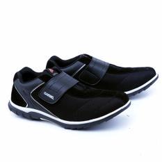 Harga Garsel Sepatu Casual Pria Gus 1615 Bahan Synth Garsel Shoes