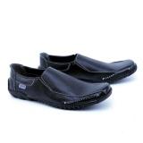Jual Garsel Sepatu Formal Pantofel Loafer Moccasin Slipon Trendy Gcn1604 Kulit Asli Hitam Di Jawa Barat