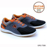 Spesifikasi Garsel Sepatu Futsal Pria Keren Grg 7506 Abu Beserta Harganya