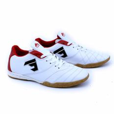 Harga Garsel Sepatu Olahraga Futsal Shoes Pria Gun 7510 Bahan Leather Lengkap