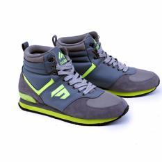 Toko Garsel Sepatu Olahraga Running Shoes Pria Tmi 1049 Bahan Suede Leather Synth Online Jawa Barat