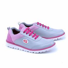 Jual Garsel Sport Shoes Sepatu Olahraga Wanita Gus 7027 Bahan Synth Di Bawah Harga