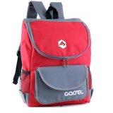 Garsel Tas Ransel Backpack Sekolah Kuliah Kerja Best Seller Merah Original