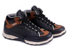 Beli Garucci Gda 9069 Sepatu Anak Casual Boots Laki Laki Sintetis Keren Hitam Online Terpercaya