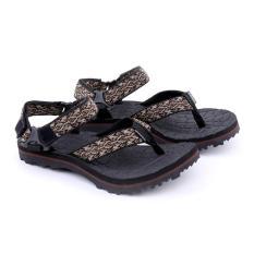 Garucci Gsg 3100 Sandal Casual/Gunung Pria-Webbing-Modis(Brown Kombinasi)