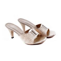 Beli Garucci Sandal High Heels Wanita Bahan Synth Gkd 4205 Seken