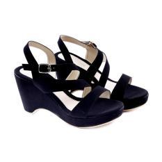 Obral Garucci Sepatu Sandal Wedges Wanita Bahan Synth Gkd 5139 Murah