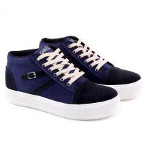 Spesifikasi Garucci Sepatu Sneakers Kasual Wanita Gl 7248 Black Baru