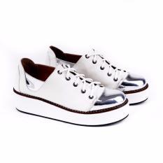Diskon Garucci Sepatu Sneakers Wanita Woman Sneakers Bahan Synth Gok 5135 Garucci Jawa Barat