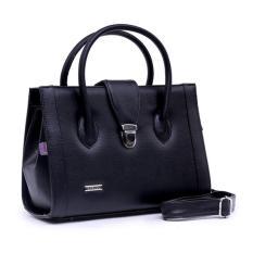 Garucci Tsl 0754 Tas Handbag Bisa Selempang Wanita-Virotex-Keren (black)