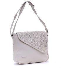 Jual Beli Garucci Twy 0784 Tas Hand Bag Selempang Wanita Sintetis Lace Cantik Krem Baru Jawa Barat