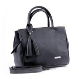 Beli Garucci Tyn 0910 Tas Handbag Bisa Selempang Wanita Martin Modis Black Dengan Kartu Kredit