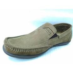 GATS SHOES Sepatu Kulit Pria HK 0002 Olive