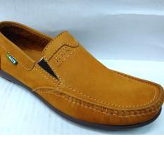 GATS SHOES Sepatu Kulit Pria HK 0002 Tan