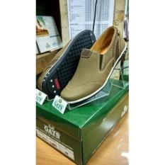 GATS SHOES Sepatu Kulit Pria PN 9903 Camel