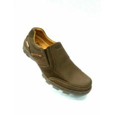 GATS SHOES Sepatu Kulit Pria To 2206 Brown e229f1c5b7