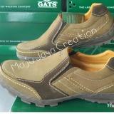 Jual Beli Gats Shoes Sepatu Kulit Pria To 2206 Camel Baru Jawa Barat
