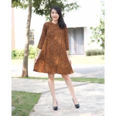 Harga Gaya Batik Dress Tania Lengkap