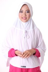 Iklan Gayasri Jilbab Gsb 024 Putih
