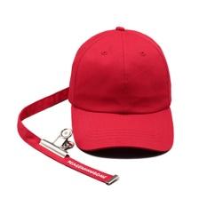 Gd Sama Bisbol Gaya PEACEMINUSONE BIGBANG Mode Adjustable Hip Hop Bahan Katun Warna Merah-Intl