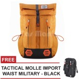 Daftar Harga Tas Ransel Gear Bag Mount Everest Adventure Tas Laptop Backpack Mustard Free Tas Selempang Tactical Molle Import Waist Military Black Tas Pria Tas Gunung Tas Messenger Tas Slempang Tas Fashion Pria Gear Bag