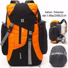Review Gearbag Tas Ransel Pria Outdoor Activity North Sumatra