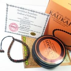Model Gelang Tasbih Kokka Fuqaha Asli Kaukah Timur Tengah Marjan Kotak Kecil Coklat Terbaru