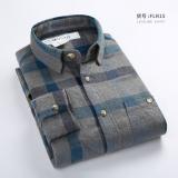 Spesifikasi Gemushi Kemeja Katun Musim Gugur Dan Musim Dingin Kemeja Laki Laki Lengan Panjang Flr15 Baju Atasan Kaos Pria Kemeja Pria Online