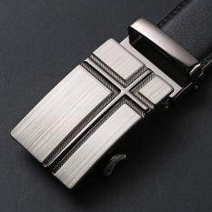 Diskon Besargenuine Leather Men S Belts Fashion Male Genuine Leather Strap Designer Belts Men High Quality Leather Belt Men Belts Intl