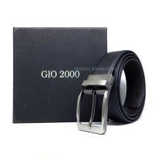 Toko Gio 2000 Original Gesper Sabuk Pria Ikat Pinggang Kulit Pria G581 Bolak Termurah