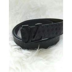 Gesper/ Sabuk/ Belt/ Ikat Pinggang Lv Botegga New Anyam Import - Ybo8pg