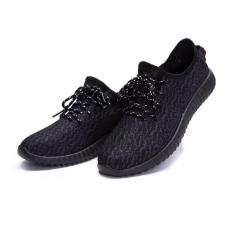 Jual Kelapa Gglife Wanita Fashion Sepatu Semua Hitam Original
