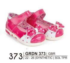Giardino Grdn 373 Sepatu Bayi Casual Perempuan Bahan Syntethic - Sol Tpr/Anti Slip - Hak 2 Cm Lucu Dan Imut ( Pink Kom )