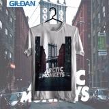 Toko Jual Gildan Custom Tshirt Arctic Monkeys New York