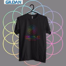 Beli Gildan Custom Tshirt Coldplay Afod Tour 2017 Singapore Gildan Online