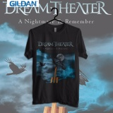 Harga Gildan Custom Tshirt Dream Theater A Nightmare To Remember Terbaik