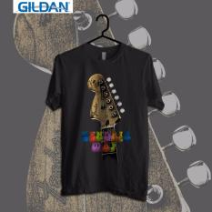 Gildan Custom Tshirt Guitar Series Project Hendrix Way Terbaru